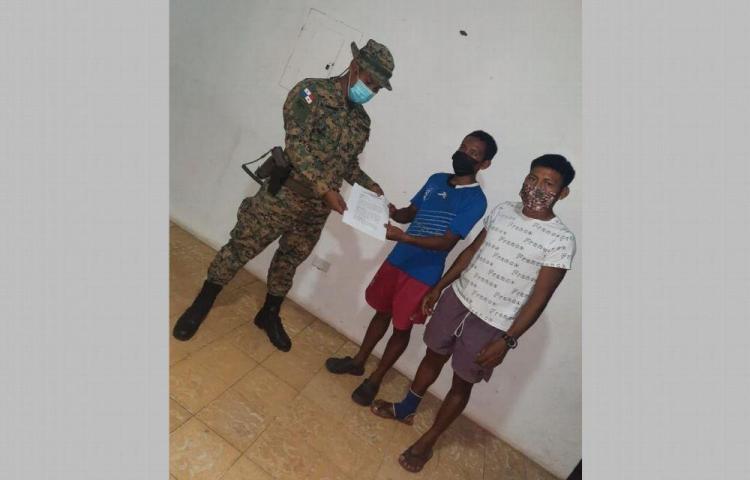 Denuncian supuesta tortura por parte de agentes del Senafront