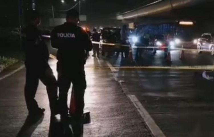 Joven de 31 años murió atropellado en la entrada del Corredor Norte