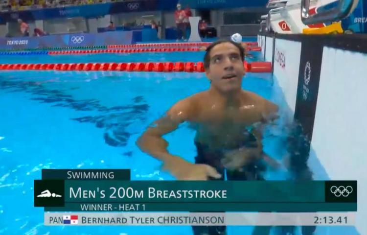 ¡Tyler Christianson gana su heat clasificatorio!