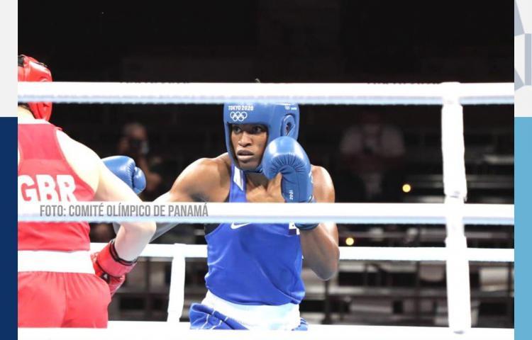 Atheyna Bylon cayó en cuartos de final ante Lauren Price