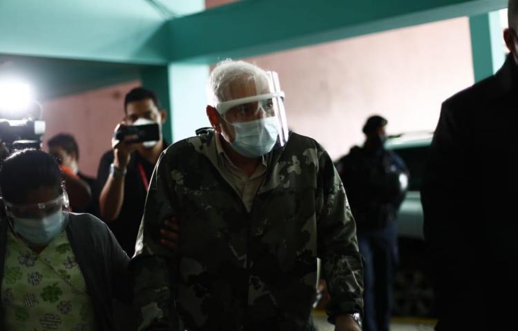 Inició noveno día de juicio en el caso Pinchazos