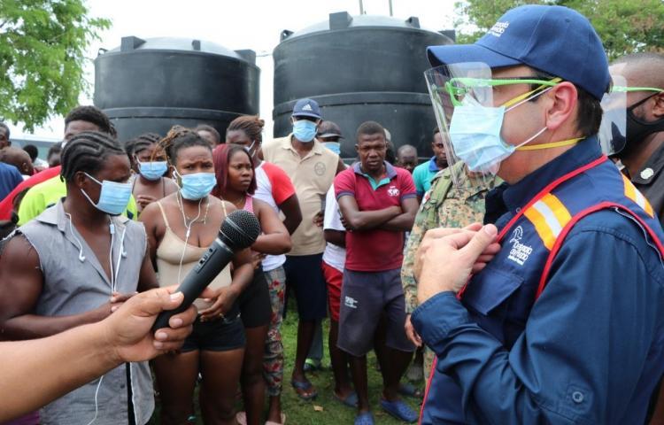 Defensor viaja a Colombia a reunión regional de monitoreo de crisis migratoria