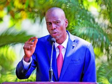 44 detenidos por magnicidio en Haití