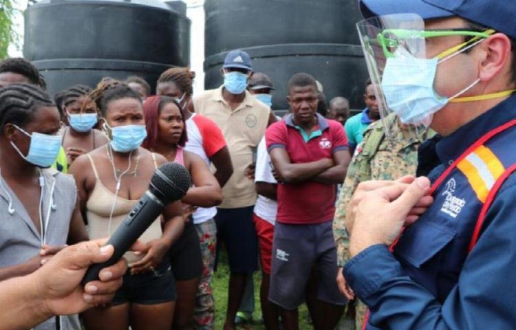 Defensor del pueblo viaja a Colombia por crisis migratoria