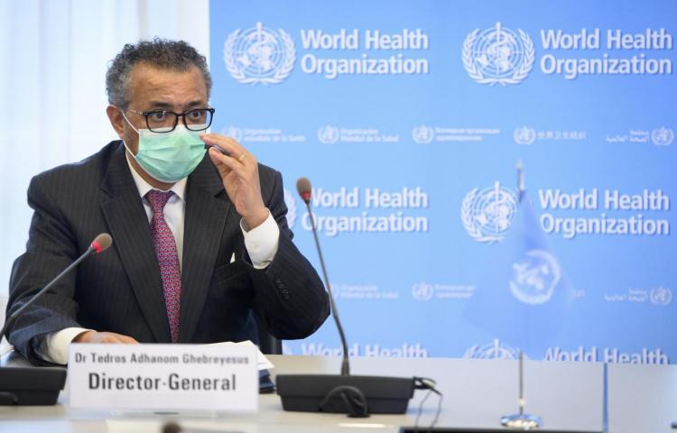 La OMS pide una moratoria mundial a una tercera dosis de vacunas anticovid