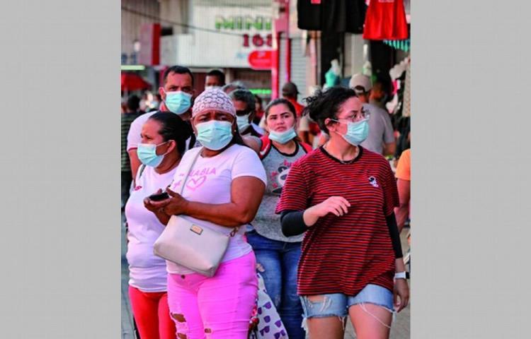 Juega vivo en la calle, hay mil 37 nuevos casos de coronavirus