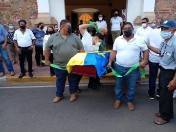 Los chitreanos han sufrido la pérdida de cinco deportistas y dirigentes