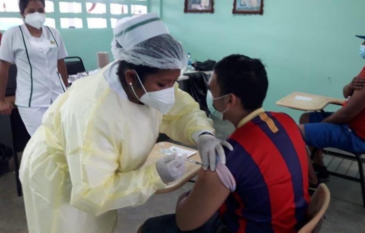 Vienen los barridos de la vacunación en la población en general