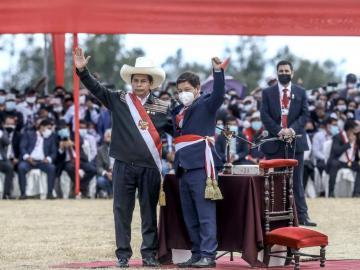 El 76% de los peruanos rechaza al primer ministro del Gobierno de Castillo