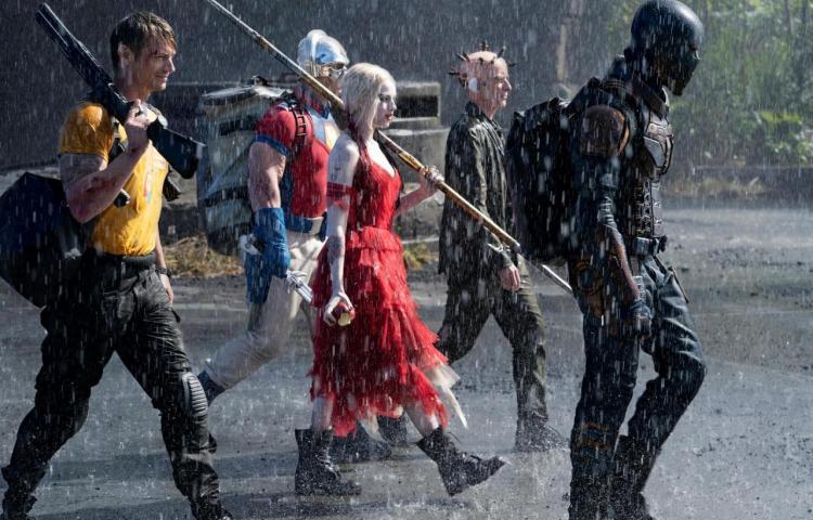 """""""The Suicide Squad"""", filmada en Panamá, tiene un tímido estreno en cines"""