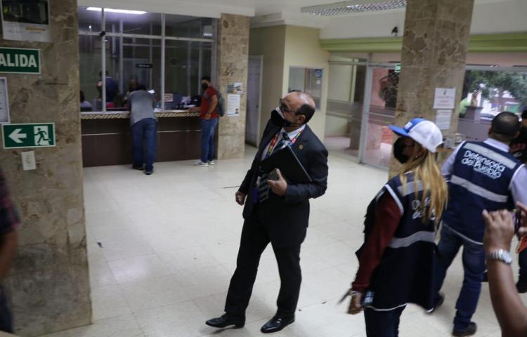Defensoría del Pueblo le cae de sorpresa al Municipio de La Chorrera