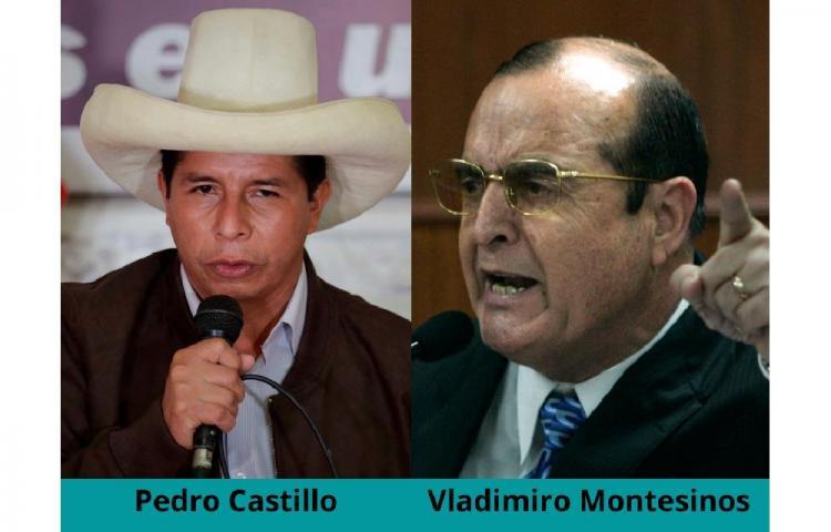 """Castillo confirma traslado de Vladimiro Montesinos """"hasta fin de su condena"""""""