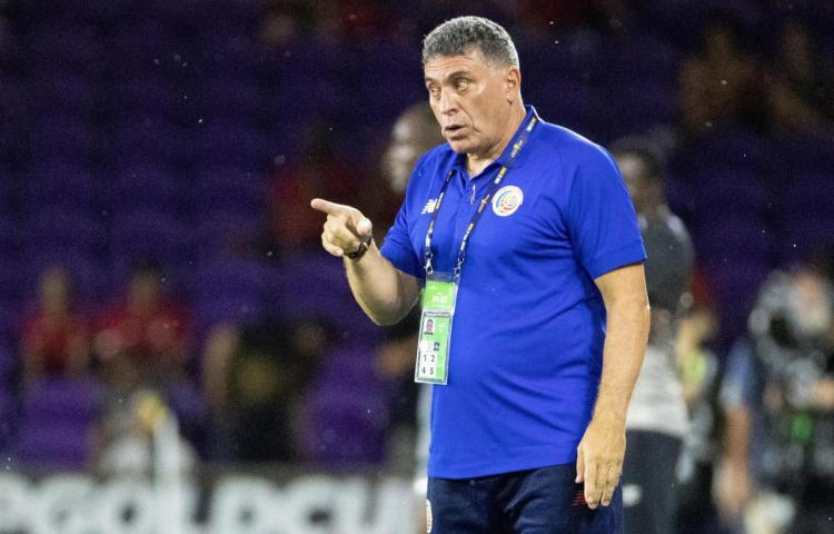 Costa Rica comienza entrenamientos con miras a su partido ante Panamá