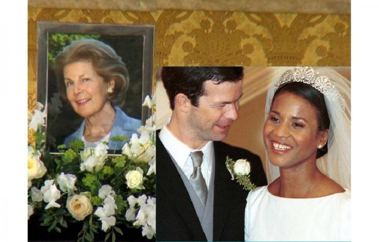 Falleció la suegra de la princesa panameña