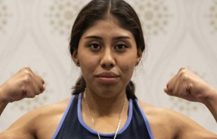 Fallece boxeadora mexicana tras un combate