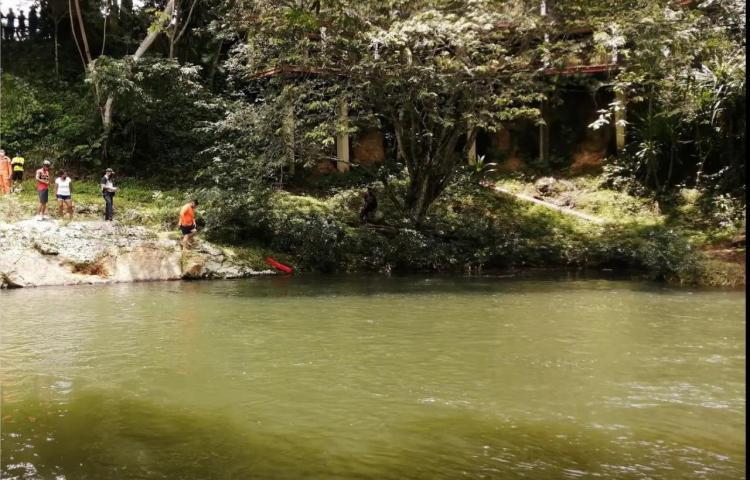 Joven se ahoga en La Pintada y ciclista es atropellado en Penonomé