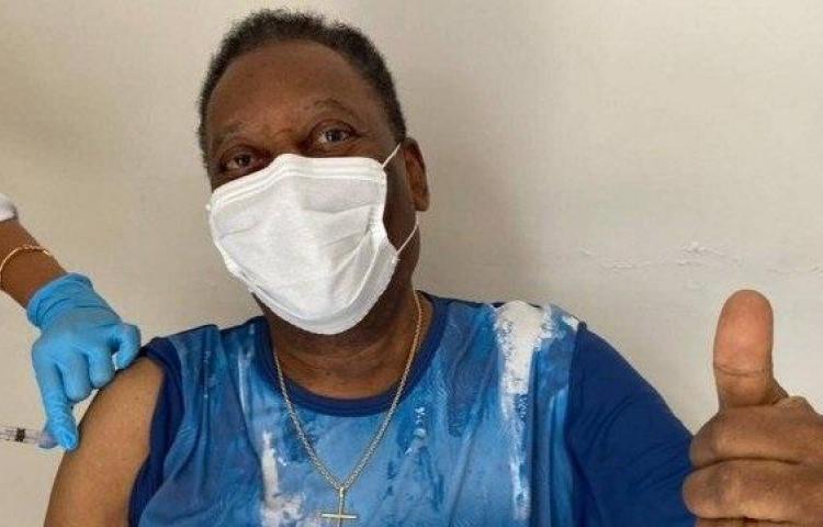 Pelé, ingresado desde hace 6 días en un hospital de Sao Paulo