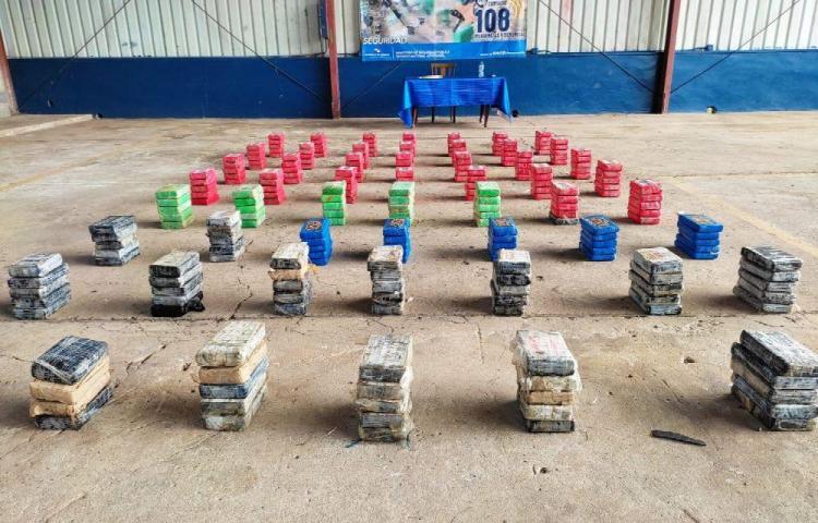 En medio de disparos incautan drogas en Veraguas