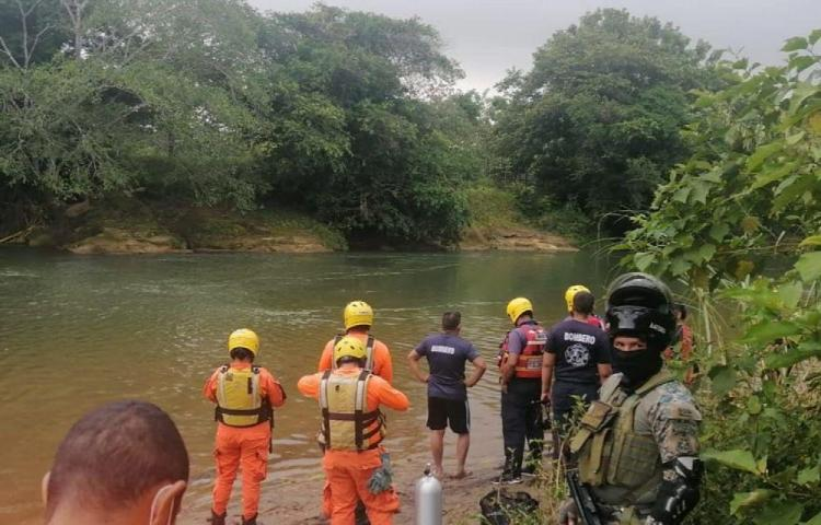 Hallan cuerpo de menor que se ahogó en río Mamoní