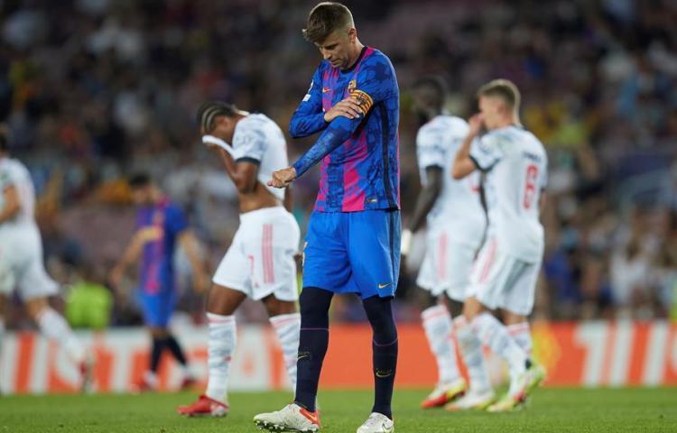 El Barça postMessi se resigna a una nueva humillación en 'Champions'