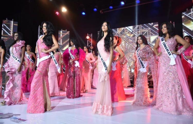 Miss Teen Panamá celebra gala de preliminar