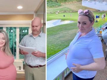 16 años con la menopausia y quedó embarazada