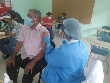 Panamá contabiliza 250 nuevos casos por la covid-19