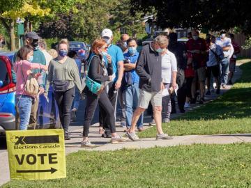 Canadá elige nuevo Gobierno en medio de la cuarta ola de la pandemia