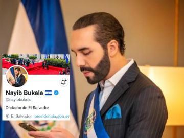 """Bukele acusa a EEUU de """"injerencia"""" en El Salvador por listado de corrupción"""