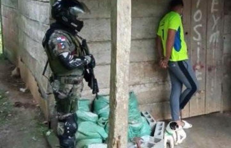 ¡Los pillaron con tráfico de migrantes! Van 21 personas detenidas