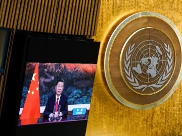 China carga en la ONU contra el militarismo y reclama más cooperación