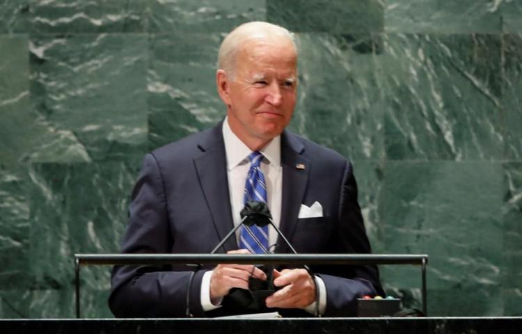 Presidente Biden rechaza el aislacionismo ante la ONU