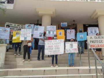 Ministerio Público engaveta caso de agente del SENAN desaparecido