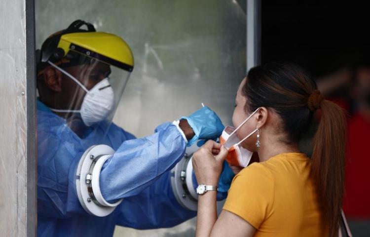 Panamá registró 9 defunciones por covid-19 en las últimas 24 horas