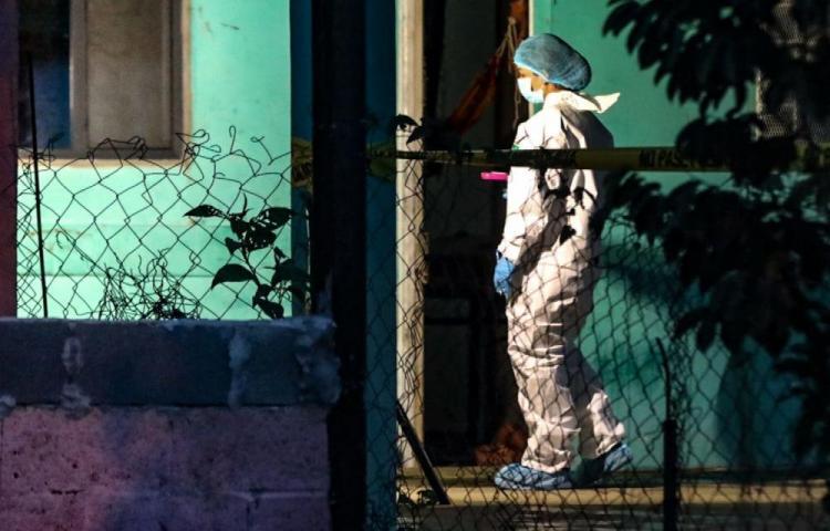 Los asesinos llegaron a su casa en Los Cántaros y lo mataron a tiros
