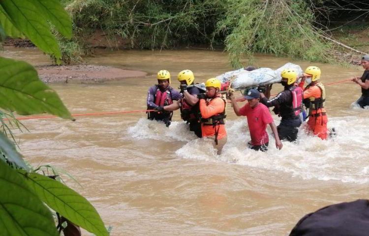 24 ahogados en Chiriquí, el último caso fue en San Juan