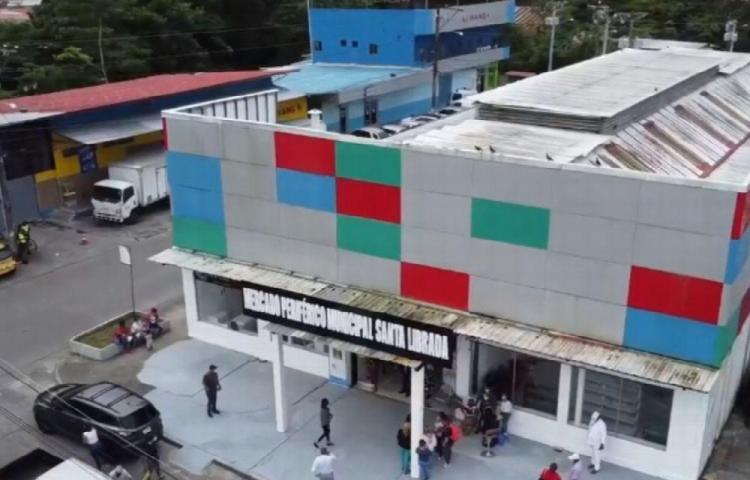 Listo el mercado periférico en San Miguelito; hoy es la inauguración