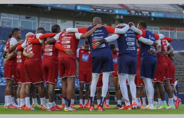 La Selección de Panamá se mide a El Salvador en la eliminatoria rumbo a Catar