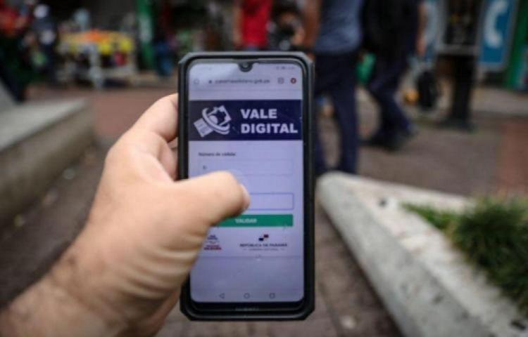 Quieren su Vale digital más allá de diciembre