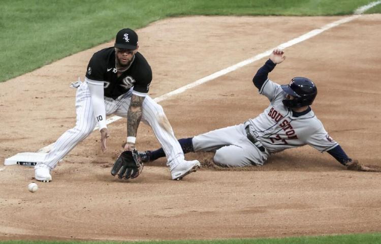 Astros y Boston van por el título de la división