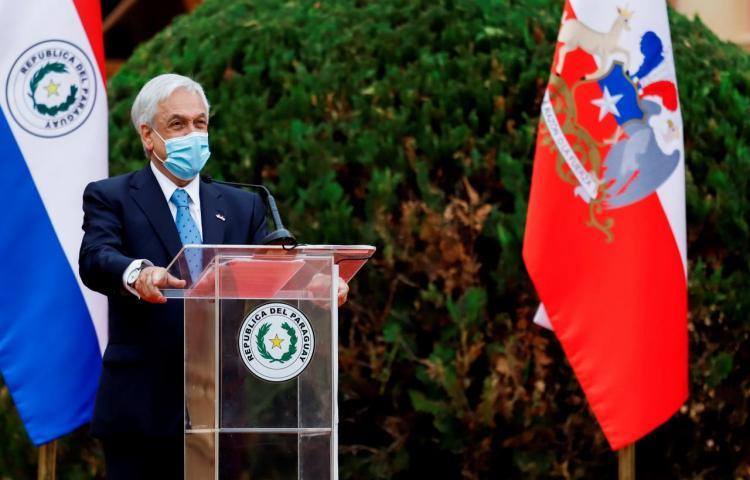 La oposición presenta una acusación para destituir a Piñera por los Papeles de Pandora
