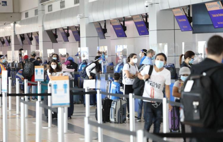 Aeropuerto de Tocumen registra 6.8 millones de pasajerosen primer año de reactivación