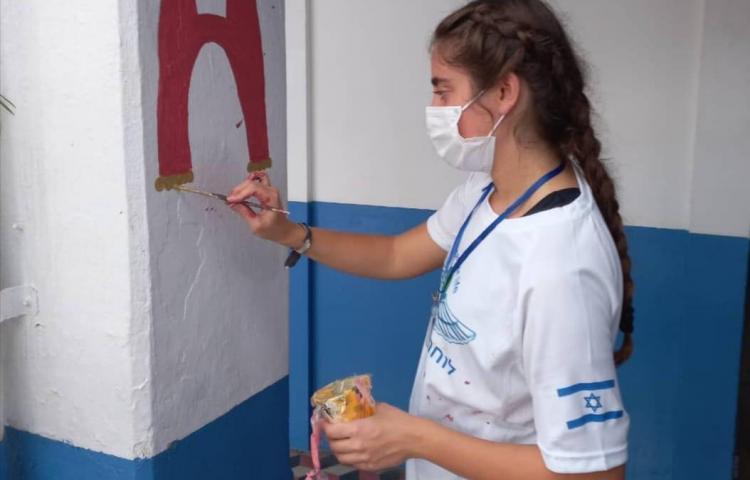 Jóvenes apoyan escuelasen los distritos de Panamá y San Miguelito