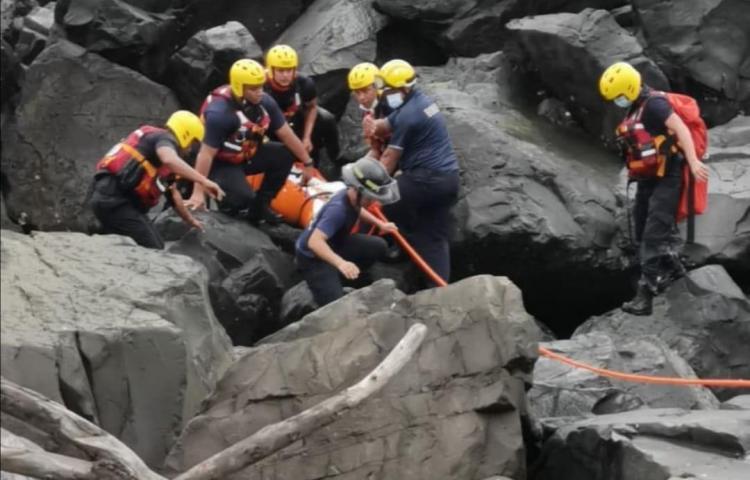Encuentran cuerpo de una mujer flotando en la Bahía de Panamá