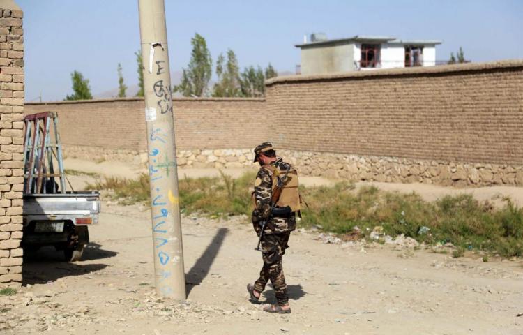 Los talibanes rebautizan un famoso bazar afgano que llevaba el nombre de Bush