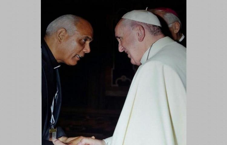 Fallece Rómulo Aguilar Ramos, párroco de San Francisco de La Caleta