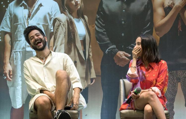 El colombiano Camilo elige Mérida (España) para su último videoclip