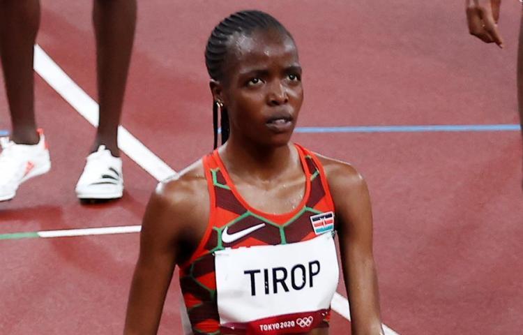 Atleta keniana es asesinada presuntamente a manos de su esposo