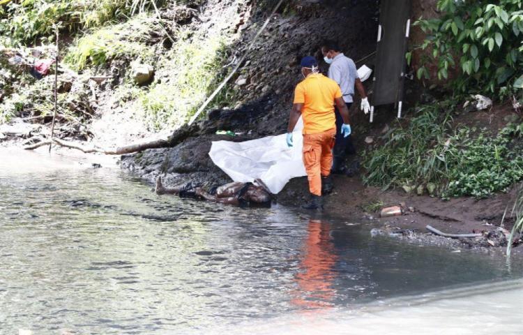Hallaron muerto a 'Muñeco Sucio' bajo un puente en Guna Nega