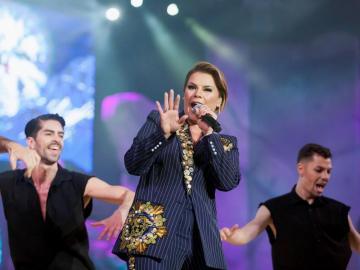 Olga Tañón lanza temas de El Gran Combo de Puerto Rico en merengue